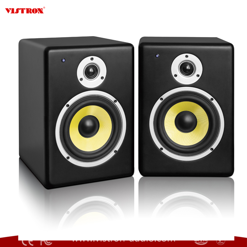 Online Shopping High Power Home Theater Surroiund Sound System  Blue tooth Active Monitor Speaker