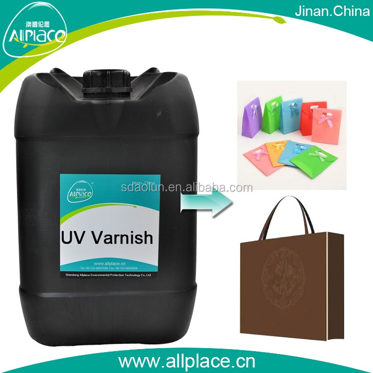 High gloss uv resistant paint for brand label painting