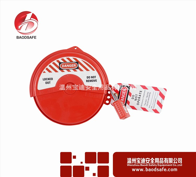 good safety lockout tagout domus lock cylinder