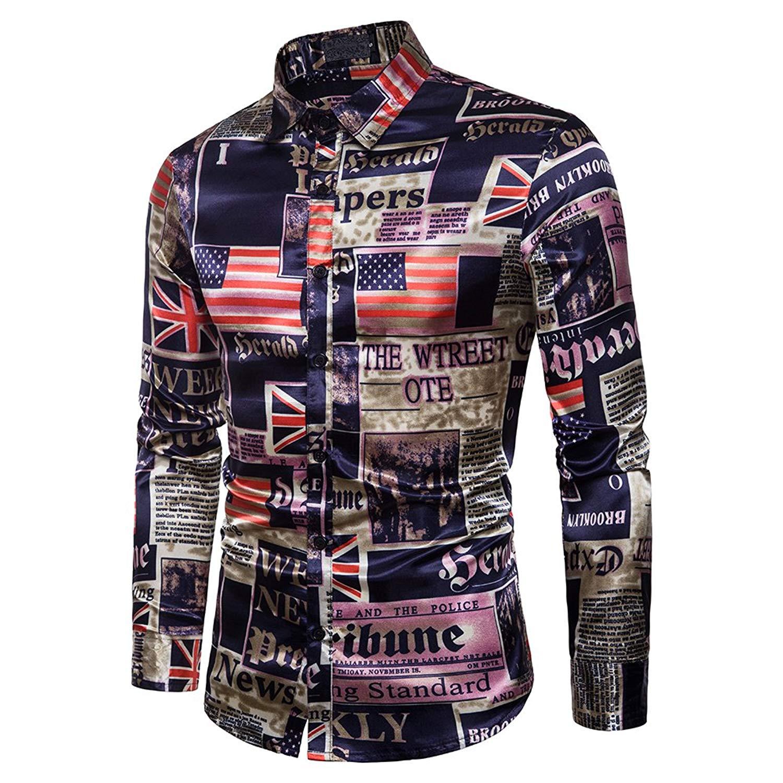 6283591b Mens Silk Long Sleeve Dress Shirts – EDGE Engineering and Consulting ...