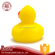 Economic and Reliable Floating race rubber yellow duck