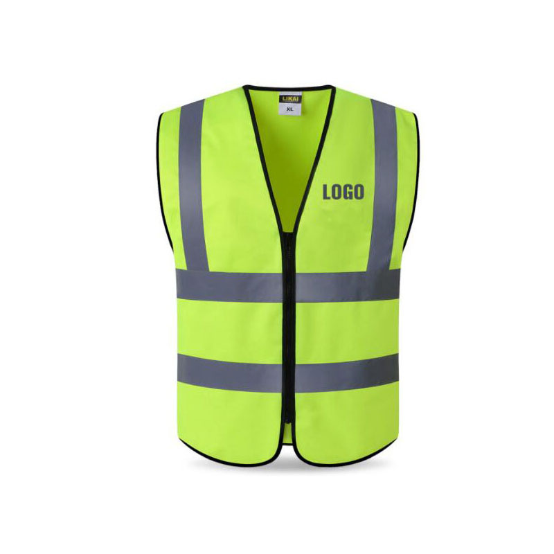 Considerate High Visibility Running Reflective Vest Fluorescent Yellow Orange Security Mesh Waistcoat For Night Outdoor Riding Running Vest Running Vests
