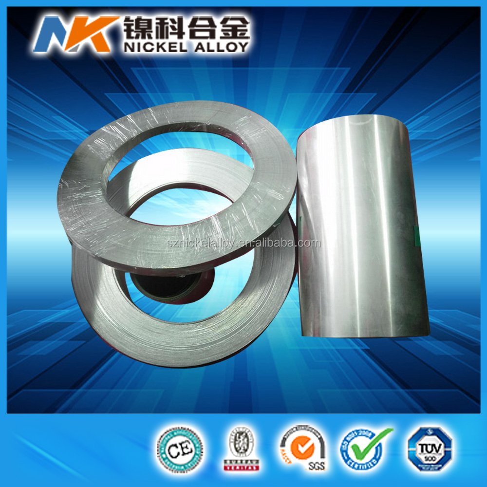 Soft magnetic 1j50 Permalloy competitive price mu metal