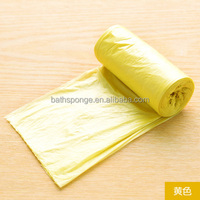 GB-001 direct factory price color garbage bag