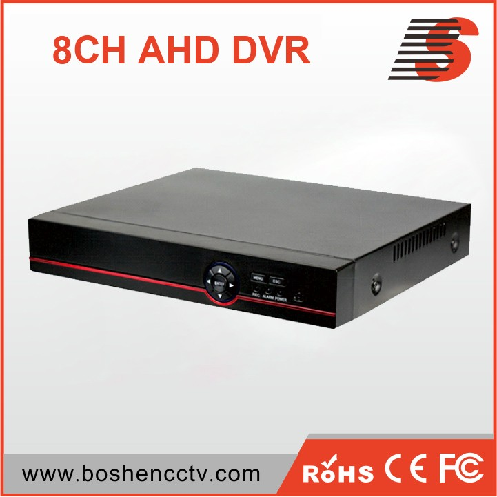 Boshen 8 channel <strong>DVR</strong> 264 1080N CCTV <strong>DVR</strong> AHD TVI CVI Analog IP Network 8CH Tribrid <strong>DVR</strong>