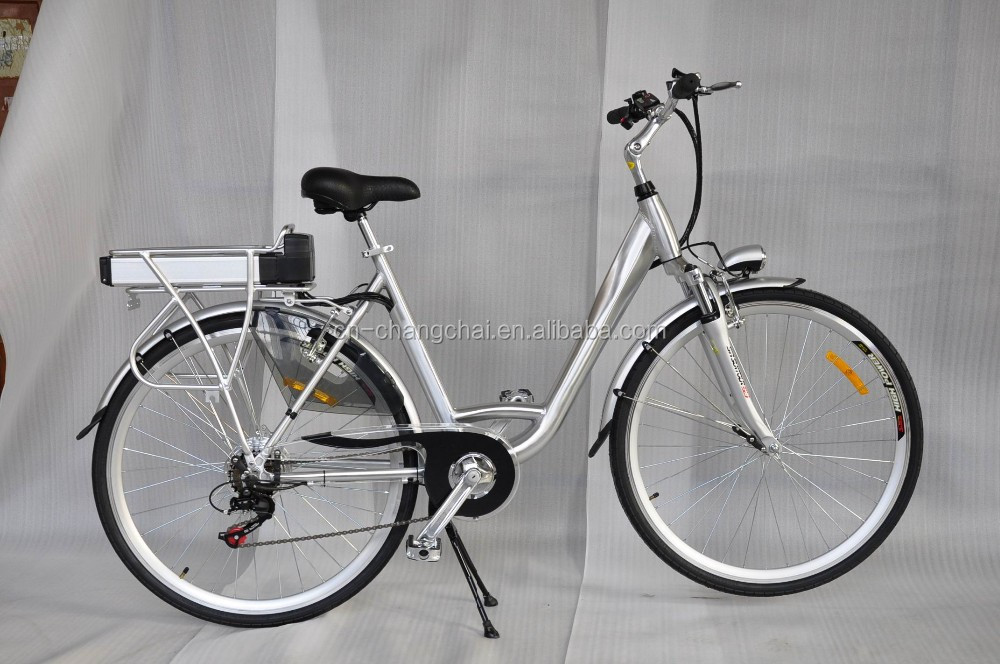 36V 10 ah Li-ion battery powered e city bike with en 15194 cheap for sale