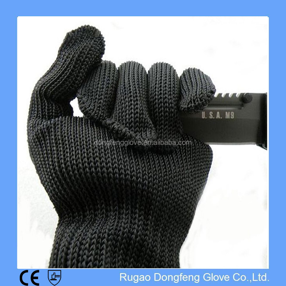 Stainless Steel Metal Mesh Gloves Butcher Safety Cut Proof Protect Resistant Glove