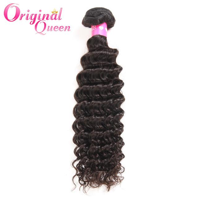 Remy Hair Deep Wave Peruvian Virgin Hair Extensions