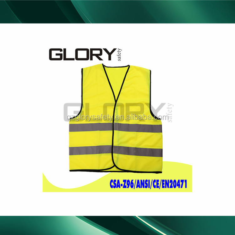 Glory reflective vest security