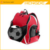 2016 new design high quality ball backpack sport bag