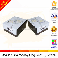 4 colors printed moon gift cheese cake packing beautiful design paper box