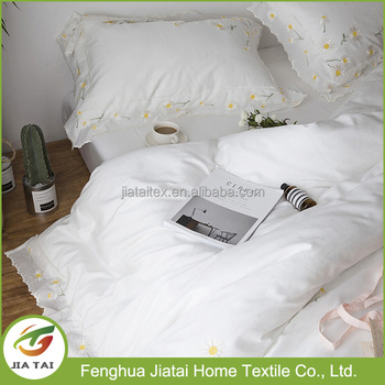 Designer Ribbon Embroidery Wholesale Price Polyester Bedsheet Buy