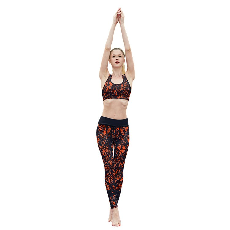 2017 New Style Women's Tights Sport Yoga Pants