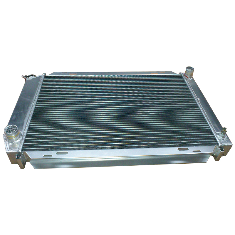 All aluminum radiator for FORD MUSTANG 80-93, MARK VII 84-92 AT