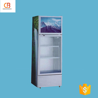 online shopping china glass door refrigerator SCD270