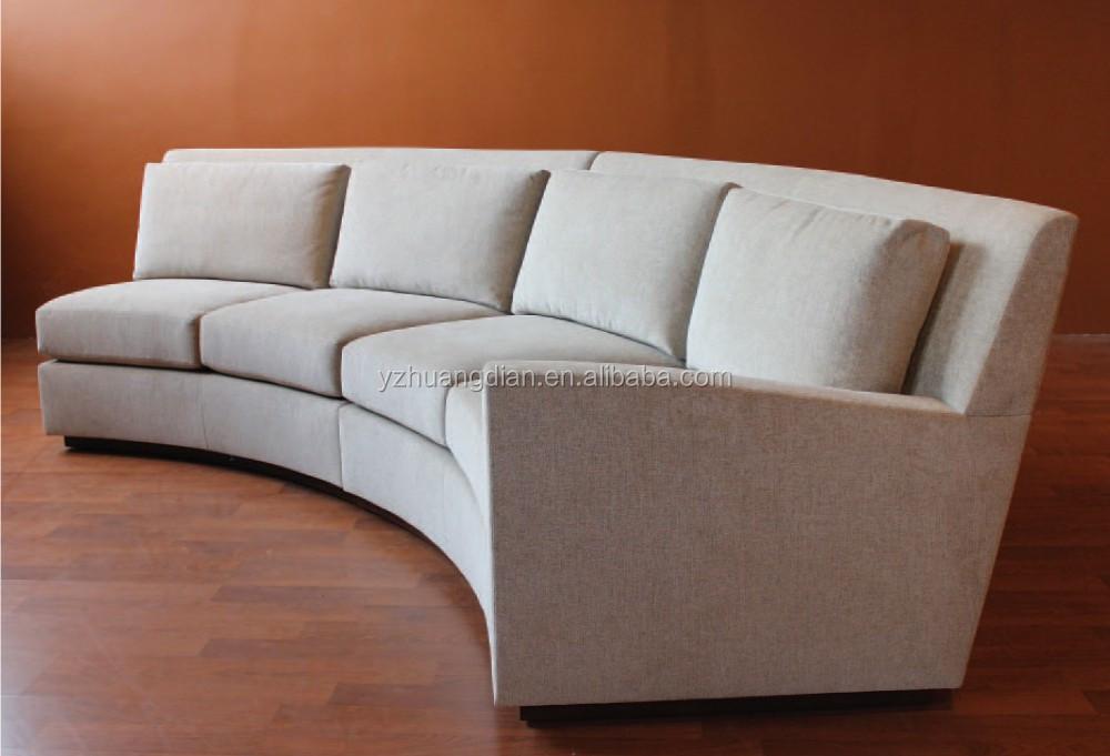 Elegant White Restaurant Sofa Seat Yk7057 Buy Restaurant