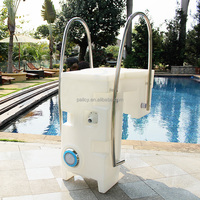 wall-hanging swimming pool filter integrative swim pool filter and pump combo wall-hanging pipeless filter