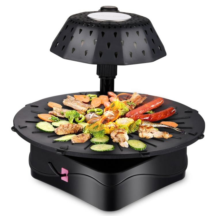 Ihomey High Quality Infrared Barbecue Roasters With Special Plastic Handle