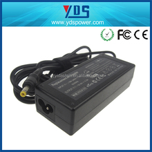 Alibaba co Shenzhen suppier 18.5V 3.5A 5.5*2.5 mm notebook laptop ac dc power adapter battery 19V charger for hp