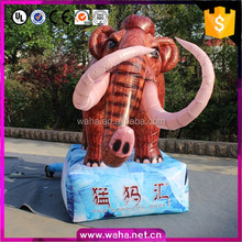 pvc inflatable elephant bar for advertising wedding decoration