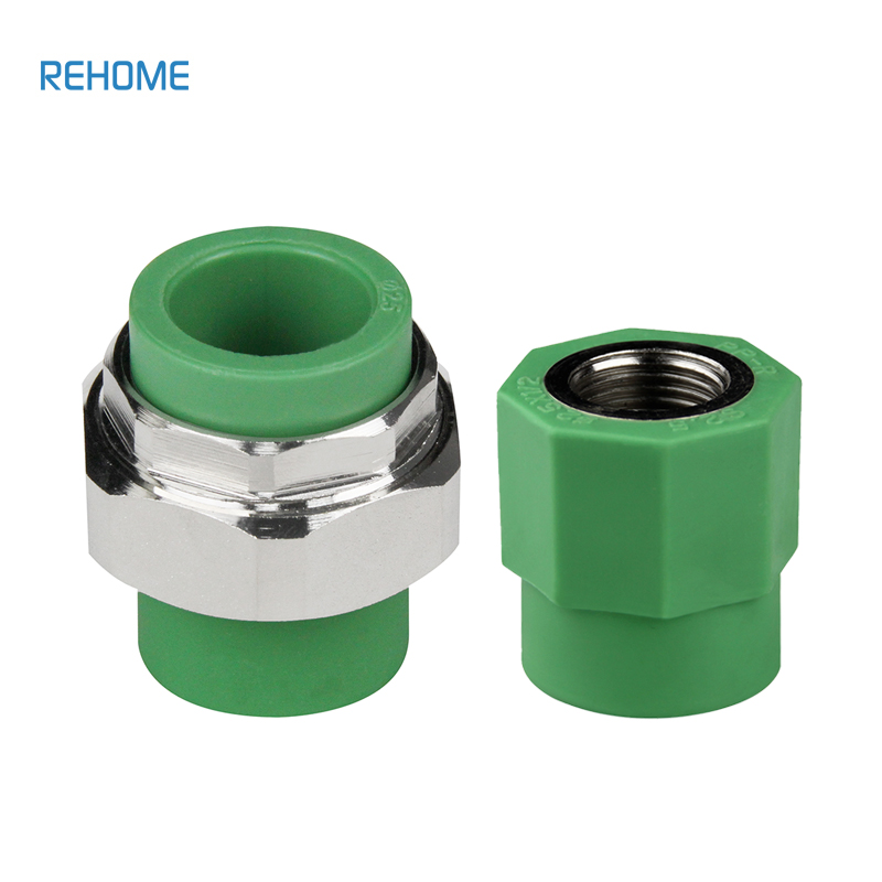 Quick Connect Fitting Beautifully Double Union Ppr Pipe Fitting Pipes Price  List Philippines - Buy Double Union,Ppr Pipe Fitting,Ppr Pipes Price List