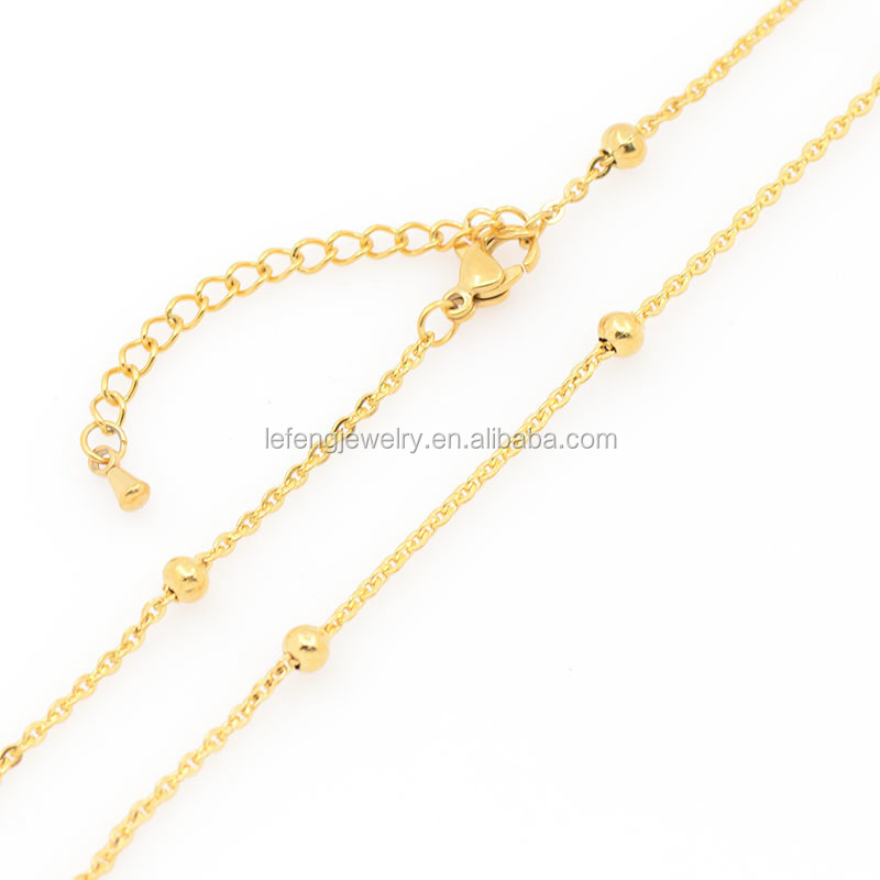 Different types of necklace chains jewelryartificial gold long different types of necklace chains jewelryartificial gold long chain imitation necklacegold chains mozeypictures Image collections