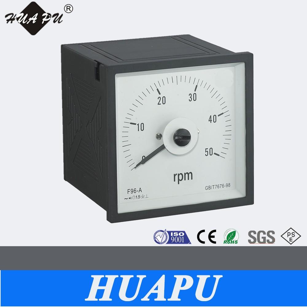Manufacturer Analog Display Digital Wide Angle Marine Panel Meter ...