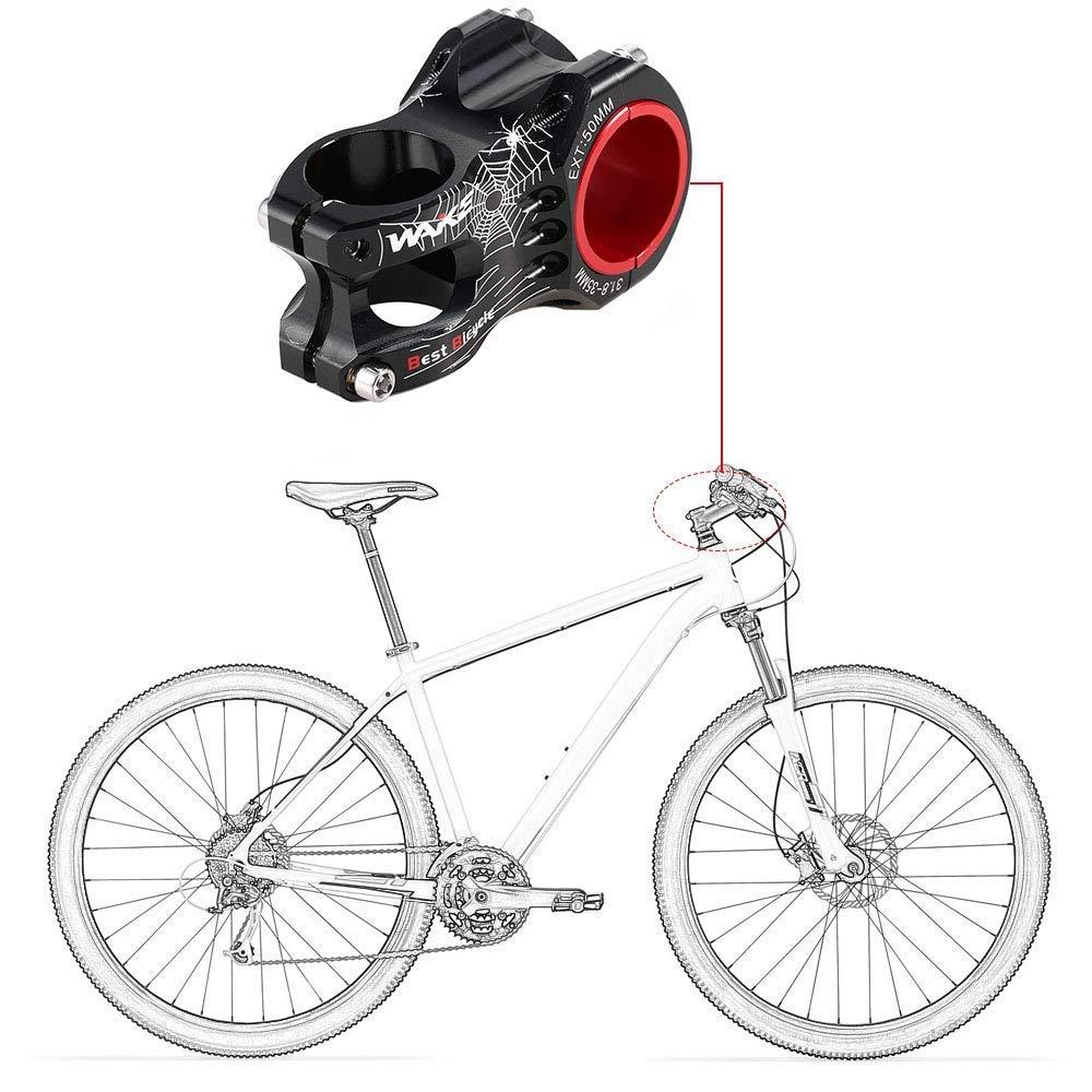 DA BOMB Bullet Shell Bike Bicycle MTB DH//FR//DJ 1-1//8 35mm Shorten Forged stem