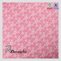 High Quality Polyester Digital Printed Fabric for Table Cover