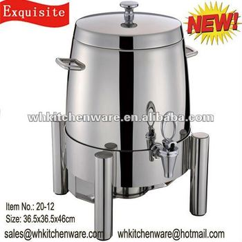 Deluxe Stainless Steel Hot Water Dispenser Tea Juice Drink Product On Alibaba