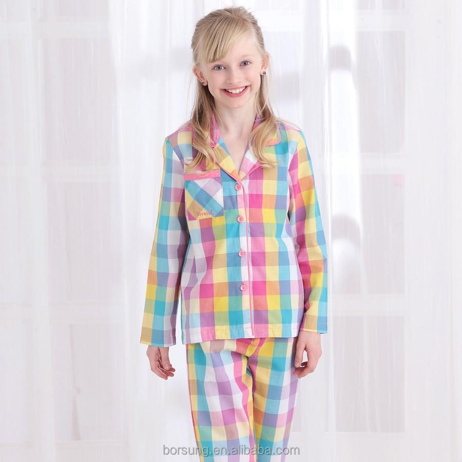 Cotton Kids Pajamas - Breeze Clothing