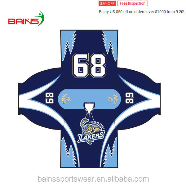 100% polyester sublimated hockey jerseys sublimation printing hockey jersey sublimation  inline hockey jersey 18547208ff2