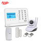 IP Camera integrated digital wireless home automation burglar security gsm alarm system
