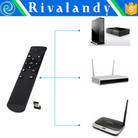 Smart remote control for iphon mobile phone TV air conditioning home appliances infrared