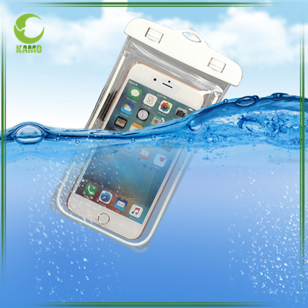 Diving Waterproof Mobile Phone Bag Case Sealed Swimming Mobile Phone Waterproof Bag