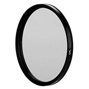 Polarizer Mirror - TOOGOO(R) 67mm Double Thread Circular Polarising Filter-CPL For Canon Nikon EF 70-200mm