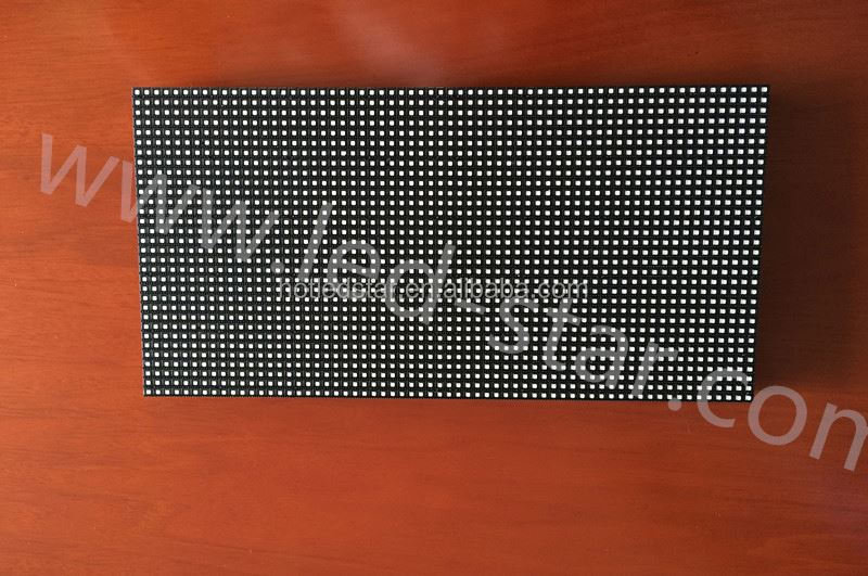 LEDSTAR immediate shipment p5 massage led sign high resolution export to Norway
