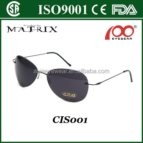 3bc8798dc734 CSI Miami horatio Кейн Модные солнцезащитные очки классический фильм  Матрица Нео солнцезащитные очки