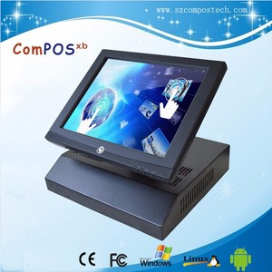 Factory Direct Sales All Kinds of fiscal cash register with money checker