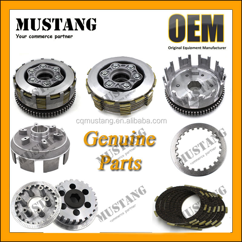 Motorcycle Clutch Spare Parts