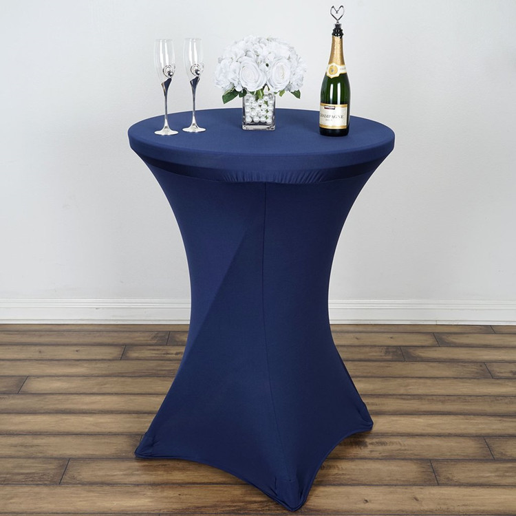 Cocktail tables tablecloth — img 3