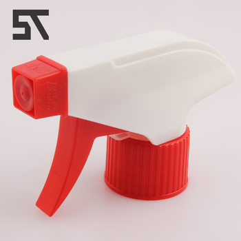 2018 PP plastic trigger sprayer for glass cleaner