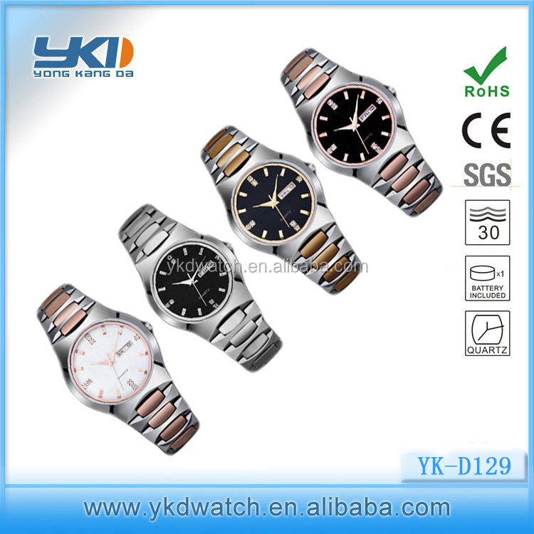 China Wholesale Omax Quartz Watch Stainless Steel With 3atm Water ...