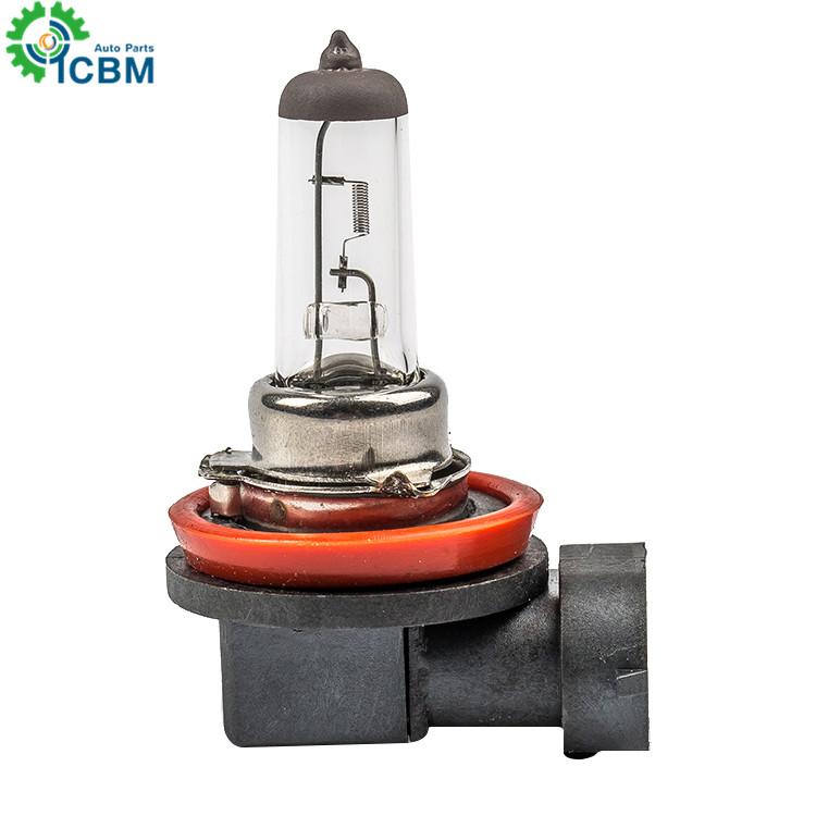 2 GE H11 Halogen Bulbs H11-55LL LONG-LIFE 12V 55W   REPLACEMENT HEADLIGHT BULB