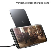 New 2018 universal wireless cellphone charger QI technology mobile phone charger for Samsung Note 8 S7 S8 and iPhone 8/Plus/X