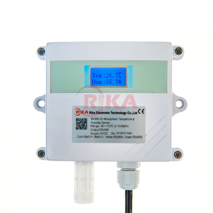 RK330-02 Analog Output Wall-mounted Atmospheric Temperature Humidity Sensor