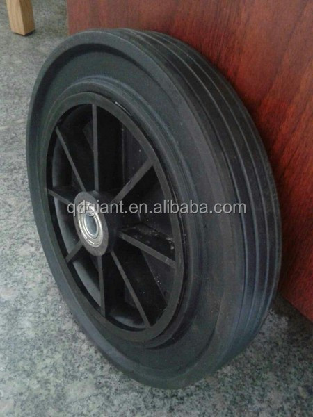 12x2 solid rubber powder wheel
