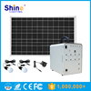Complete Off Grid Solar Power System PV System Mini Solar System