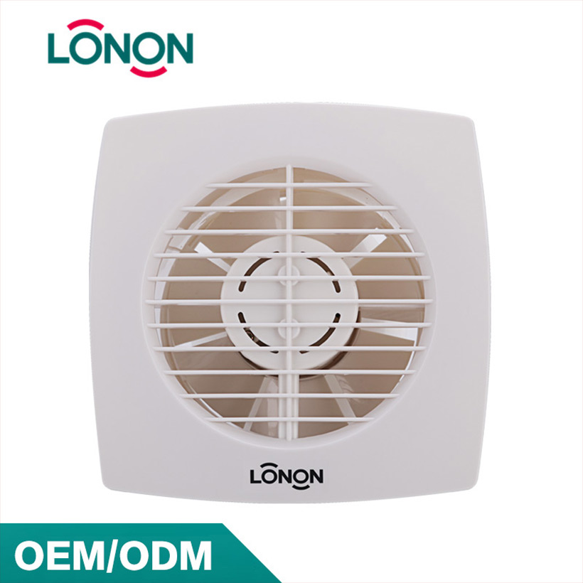 Axial Flow Chemical Operated 220V Strong Exhaust Fan