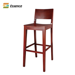 China Best Wooden High Back Chair